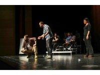 1. Uluslararası Doğaçlama Tiyatro Festivali sona erdi