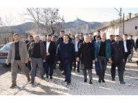 Başkan Atilla'dan Hazro ilçesine ziyaret