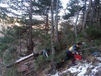 Domaniç'te trafik kazası: 1 ölü