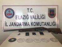Elazığ'da terör operasyonu: 1'i HDP ilçe başkanı 4  gözaltı
