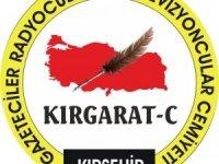 Ölümle tehdit edilen İHA Nevşehir muhabirine Kırşehir'den destek