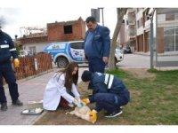 Yunusemre'de hayvan ambulansı hizmet başladı