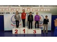 Karate Türkiye Şampiyonası'ndan 3 Madalya