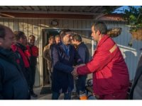 Ömer Günel kademe amirliği personeliyle kahvaltı yaptı