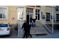 Besni'de okul hırsızları tutuklandı