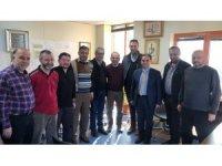 AK Parti Avcılar Belediye Başkan Adayı Ulusoy'un çalışmaları devam ediyor