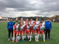 Turgutlu Belediyespor'un kadınları rekora koşuyor
