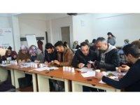 Ergani'de anaokulu öğrencileri kodlama öğreniyor