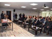 """Vali Sezer: """"Türkiye'de ilk kez fırıncılara yönelik meslek edinme kursu açılıyor"""""""