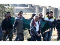 Arnavutköy'de ormanlık alanda erkek cesedi bulundu