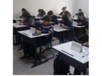 Mercan Kolejinde çift dilli eğitim