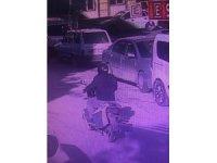 Kadın öğretmenleri taciz eden motosikletli yakalandı