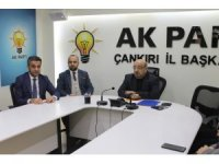 AK Parti Çankırı meclis üyesi adayları açıklandı