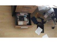 CHP Çan İlçe Başkanı  Aydın'ın ofisine giren hırsızlar yakalandı