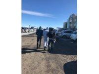 Kars'ta uyuşturucudan 2 kişi tutuklandı