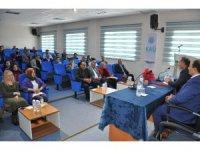 Rekör Kapu, akademik birimlerde incelemelerde bulundu