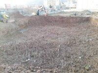 20 derslikli Atatürk Ortaokulu inşaatına başlandı