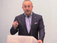 """Çavuşoğlu: """"Yanı başımızdaki örgütlerle mücadele etmek için kimseden icazet almayız"""""""