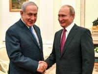 Netanyahu ile Putin görüşmesi ertelendi