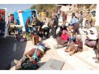 Tarım işçilerini taşıyan midibüs devrildi: 4 ölü, 22 yaralı