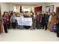 Büyükşehir Kadın Meclisi'nden akılcı ilaç kullanımı ve sağlık eğitimi
