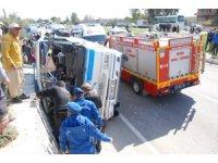 Mersin'deki kazada ölü sayısı 5'e çıktı