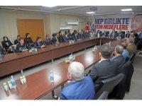 Palancıoğlu, Cumhur İttifakı Meclis Üyesi Adaylarıyla