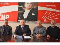 CHP'de 4 meclis üyesi adayı adaylıktan çekildi