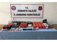 Osmaniye'de uyarıcı hap operasyonu: 3 gözaltı