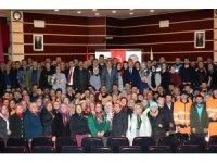 Bolu Belediyesi, Hizmet-İş Sendikası'yla toplu iş sözleşmesi imzaladı