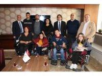 Çerkezköy TSO Meclisinin 'özel' misafirleri