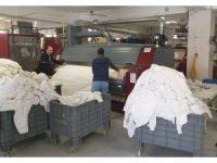 PAü Hastanesi'ne modern çamaşırhane