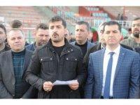 Cizrespor Kulüp Başkanı Maruf Sefinç'ten 'MHK' açıklaması