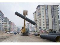 Malatya'ya 5 yılda 415.5 milyon TL'lik altyapı yatırımı