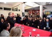 Başkan İsmail Erdem Ataşehir'in imar sorununu çözmek için geliyor