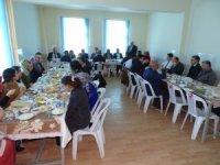 Öğretmenlerin geleneksel birlik beraberlik yemeği