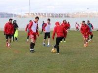 DG Sivasspor'da, Antalyaspor maçı hazırlıkları sürüyor