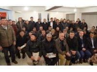 Başkan Ataç, kırsaldaki vatandaşlarla buluşmaya devam ediyor