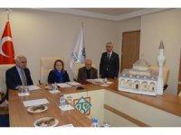 MTÜ'ye Osmanlı Mimarisi cami yapılıyor
