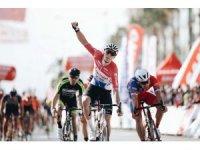 Tour of Antalya'nın ilk etabı tamamlandı