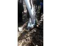Ermenistan'a ait İHA Azerbaycan askerleri tarafından düşürüldü