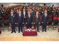 Emniyet Genel Müdürü Uzunkaya'dan bekçilere 'hukuk' uyarısı