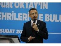 """Cumhurbaşkanı Yardımcısı Oktay: """"Cumhur İttifakı'na sakın halel getirmeyin"""""""