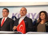 """Bakan Çavuşoğlu: """"2023 hedeflerimiz önemli ama daha ileriye yönelik hayallerimiz var"""""""