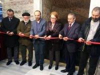 Şerefiye Sarnıcı'nda  'Araf' heykel sergisi ziyarete açıldı