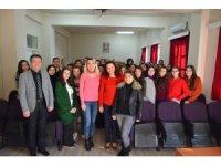 Düzceli öğrenciler  Düzce Üniversitesi'ni ziyaret etti