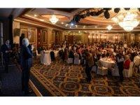 Mevlüt Uysal, Zorunlu Nüfus Mübadelesinin 96'ncı yılı anısına düzenlenen geceye katıldı