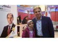 Minik Dilek'in tek isteği Cumhurbaşkanı Erdoğan ile görüşmek