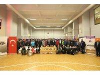 Safranbolu 'Sporda Kal Güvende Kal' dedi