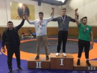 Kızılcahamam Anadolu İmam Hatip Lisesi güreş takımı şampiyon oldu